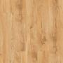 Виниловый влагостойкий ламинат (замковая плитка ПВХ) Quick-Step Balance Click BACL40023 Классический натуральный дуб