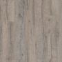 Виниловый влагостойкий ламинат (замковая плитка ПВХ) Quick-Step Balance Click BACL40037 Дуб хисторик серый