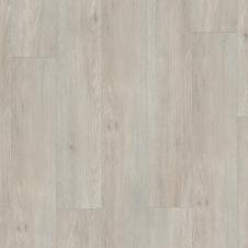 Виниловый влагостойкий ламинат (замковая плитка ПВХ) Quick-Step Balance Click BACL40052 Шёлковый дуб светлый