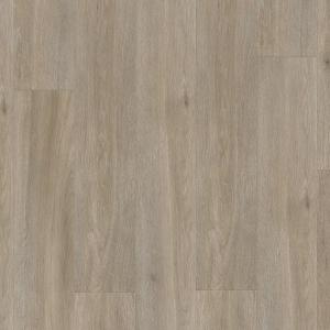 Виниловый влагостойкий ламинат (замковая плитка ПВХ) Quick-Step Balance Click BACL40053 Серо-бурый шёлковый дуб