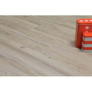 Замковая Плитка ПВХ Floor Click 9055-1 Ясень Рушонс