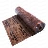 Теплый пол пленочный под ламинат / линолеум инфракрасный саморегулируемый MARPE Black Heat