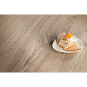 Паркетная доска Barlinek Вкусы Жизни Дуб Cheese Cake брашированный однополосный в Красноярске