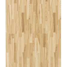 Паркетная доска Karelia Duo Wood Ясень Полар трехполосный