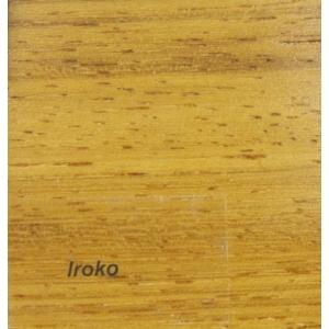 Паркетная доска Karelia Ироко Ироко трехполосный светлый в Красноярске