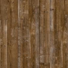 Виниловый влагостойкий ламинат (замковая плитка ПВХ) Quick-Step Pulse Click PUCL40075 Коричневая Сосна