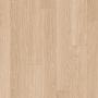 Виниловый влагостойкий ламинат (замковая плитка ПВХ) Quick-Step Pulse Click PUCL40097 Дуб чистый натуральный